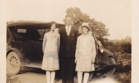 helen-wood-with-her-brother-russell-and-his-wife-sadie-thurston-wood-sugar-hollow-albemarle-county